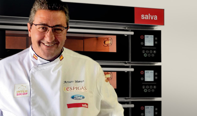 Join the Masterclass with Arturo Blanco at SALVA's Showroom in July