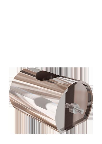 Diviseuse de pâte automatique avec goulotte bouleuse Thalassa sans huile